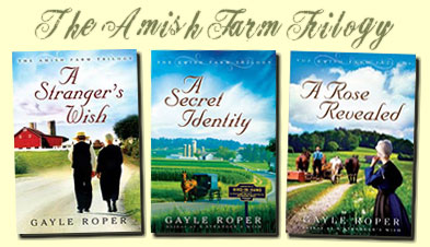 The Amish Farm Trilogy by Gayle Roper