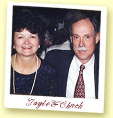 Gayle and Chuck Roper